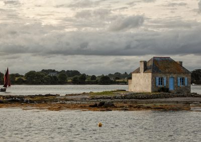 Saint-Cado - maison de Nichtarguér