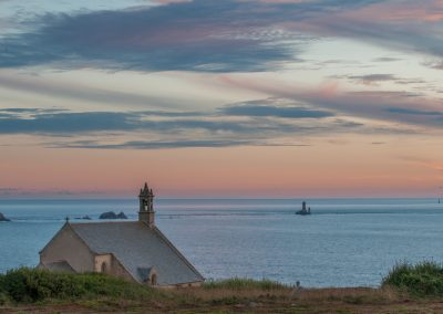 Chapelle Saint-They / Phare de la Vieille