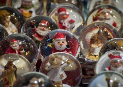 Lyon - marché de Noël