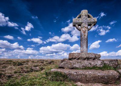 Croix de la Rode - Grande draille du Languedoc