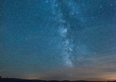Voie Lactée - Cap Combattut