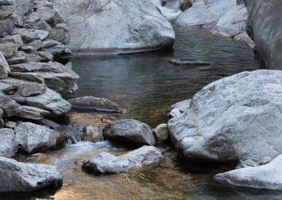 Gorges d'Héric - quand l'eau devient or !