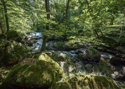 Cascades des Touzes