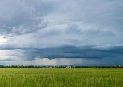orage sur Lyon