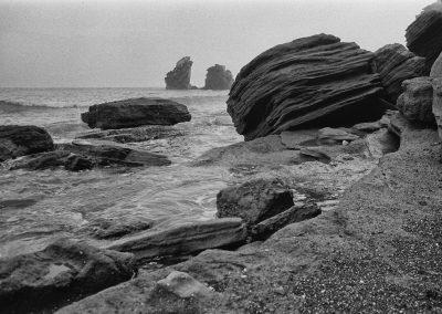 cap d'Agde - rochers des deux frères