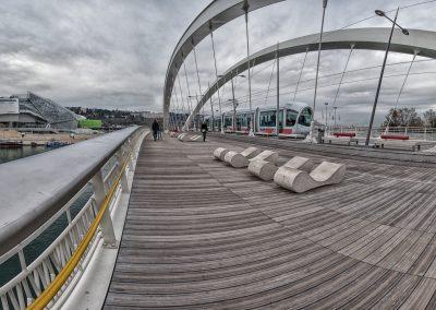 Lyon - Pont Raymond Barre
