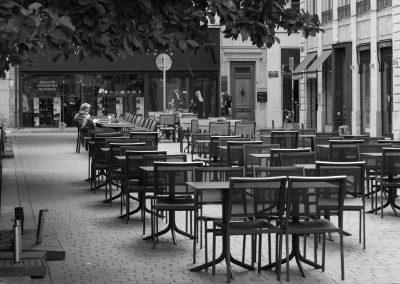 Lyon - place des Célestins - 2019
